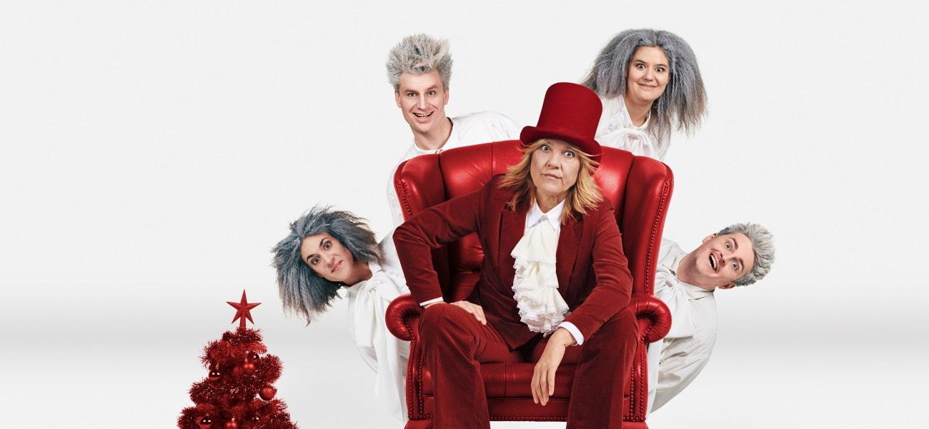 Et juleeventyr_teaterbilletter
